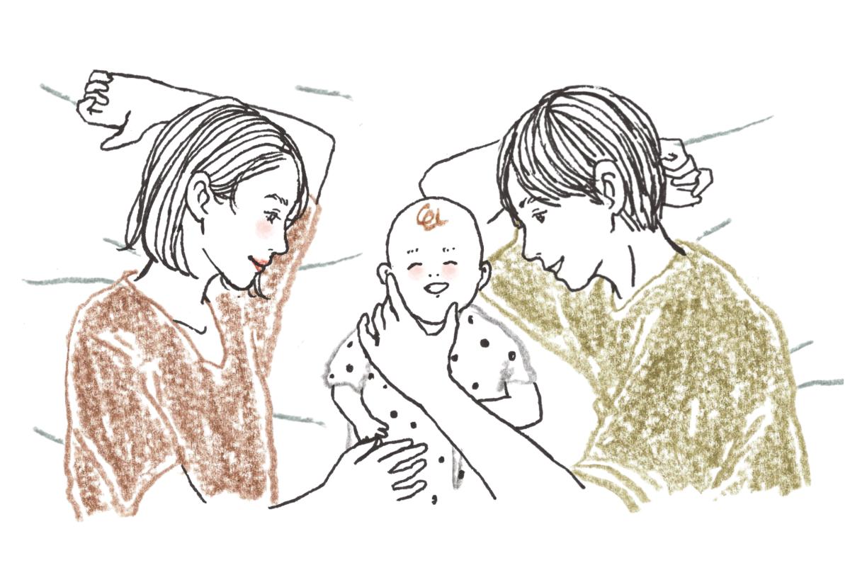 【NPOファザーリング・ジャパン監修】男性の育休が家族を幸せにする「4つの理由」