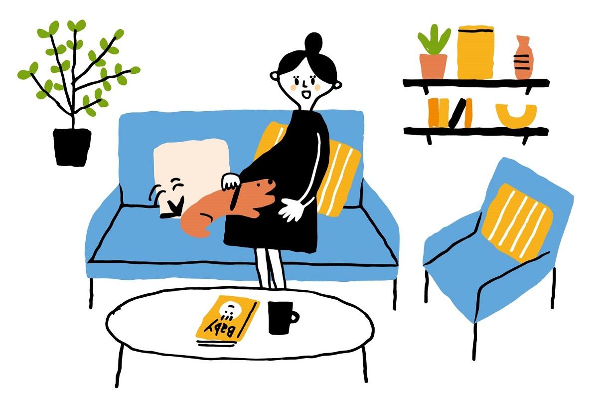 【医師監修】妊婦さんとペットの暮らし。気を付けることは?